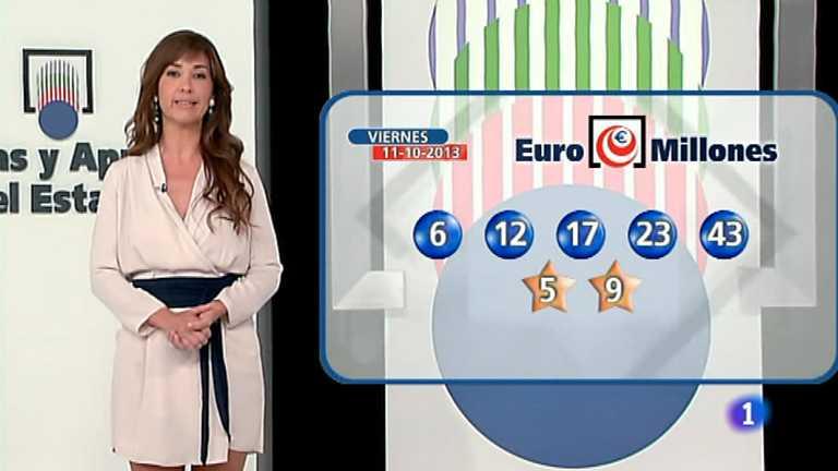 Bonoloto + Euromillones - 11/10/13