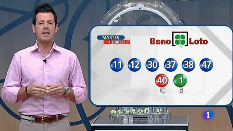 Bonoloto + Euromillones - 13/08/13