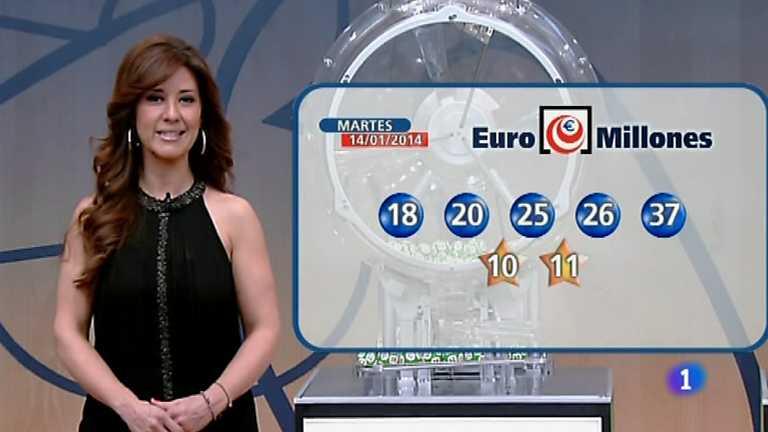 Bonoloto + Euromillones - 14/01/14