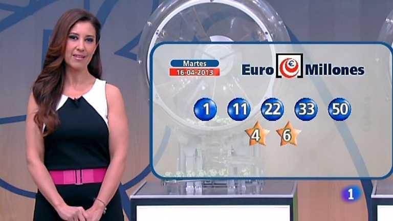 Bonoloto + Euromillones - 16/04/13