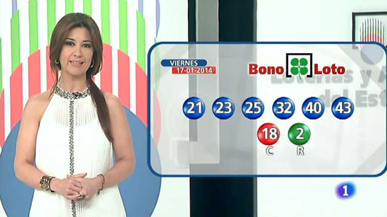 Bonoloto + Euromillones - 17/01/14