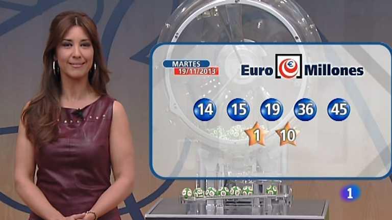Bonoloto + Euromillones - 19/11/13