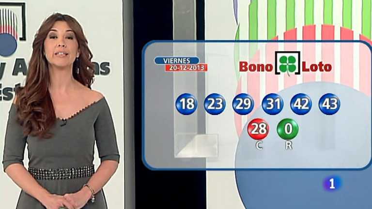 Bonoloto + Euromillones - 20/12/13