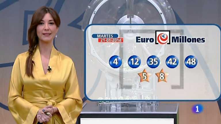 Bonoloto + Euromillones - 21/01/14
