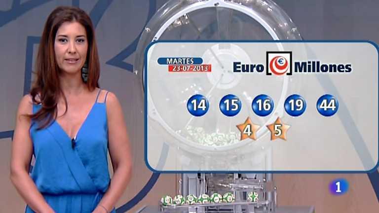 Bonoloto + Euromillones - 23/07/13
