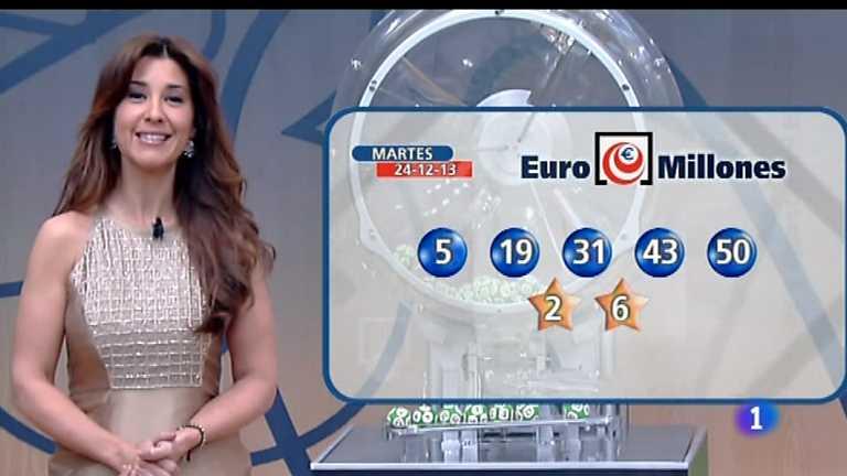 Bonoloto + Euromillones - 24/12/13