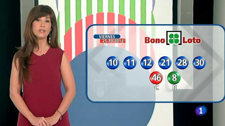 Bonoloto + Euromillones  - 25/10/13