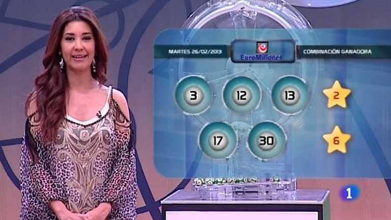 Bonoloto+ Euromillones - 26/02/13