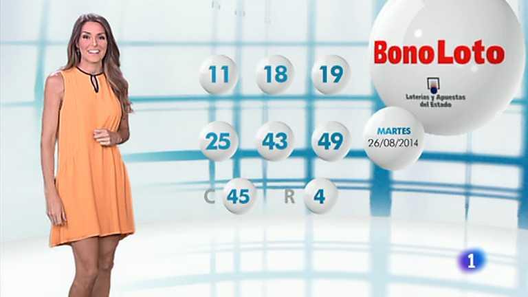 Bonoloto + Euromillones - 26/08/14