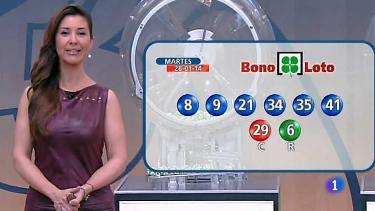 Bonoloto + Euromillones - 28/01/14