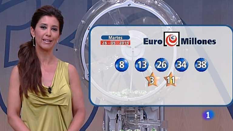 Bonoloto + Euromillones - 28/05/13
