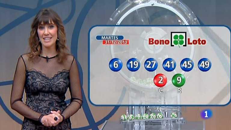 Bonoloto + Euromillones - 31/12/13