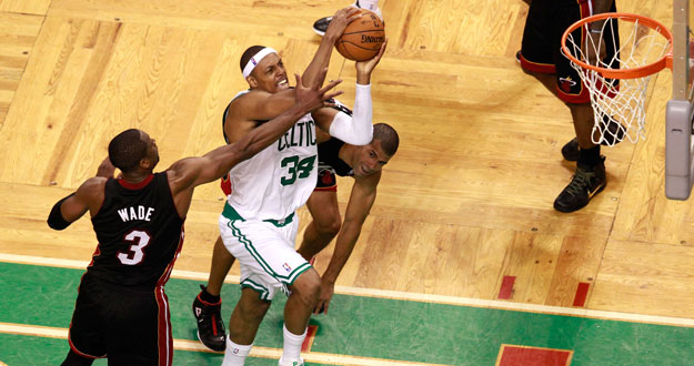 Boston Celtics gana a los Heat de Miami