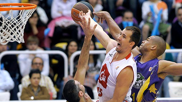 B.R. Valladolid 82 - 70 CAI Zaragoza
