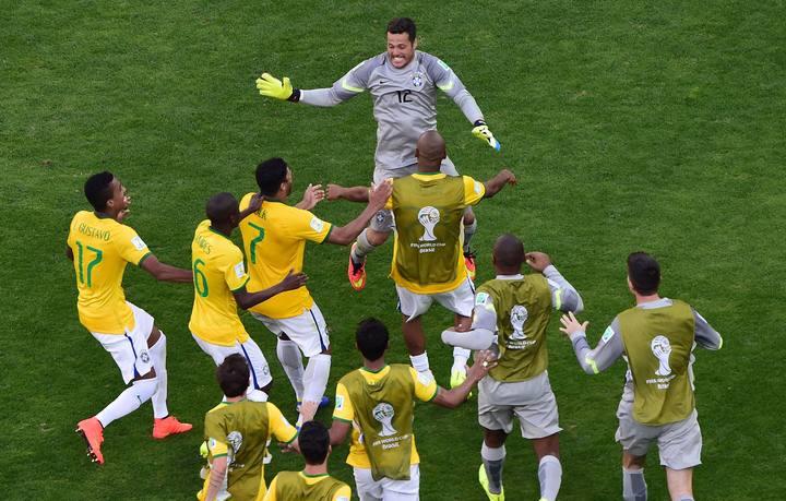 Brasil - Chile