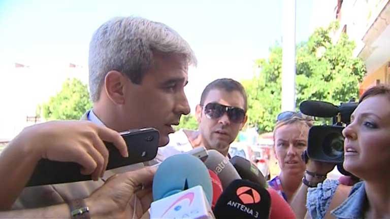 Bretón declara por cuarta vez ante la justicia e insiste que perdió a los niños en el parque