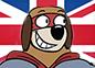 Imagen de un episodio de La brigada mascota en inglés