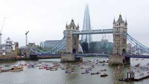 Ver vídeo  'Los británicos han rendido homenaje a Isabel II en un acto multitudinario'
