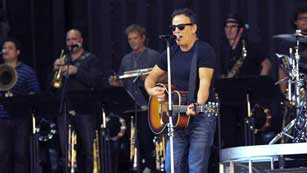 Ver vídeo  'Bruce Springsteen, en España'