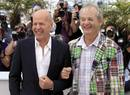 Bruce Willis y Bill Muray, protagonistas de