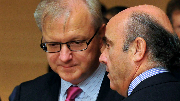 Bruselas asegura que las condiciones del rescate bancario español se aprobarán el 9 de julio