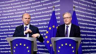Ver vídeo  'Bruselas reconoce que se estudia la posibilidad del mecanismo directo de rescate'