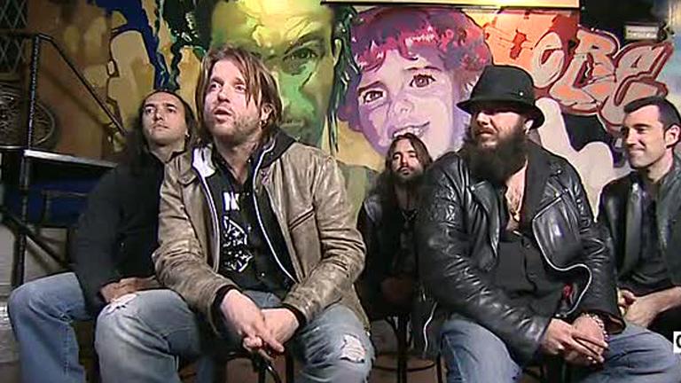 La buena salud del rock español