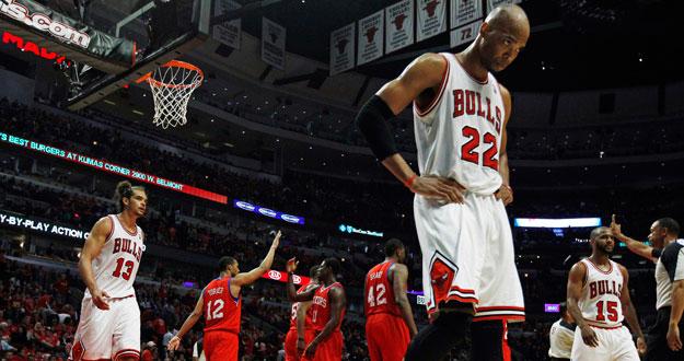 Los Bulls caen en casa
