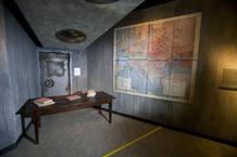 Según la versión oficial, Hitler se suicidó en un búnker de Berlín el 30 de abril de 1945