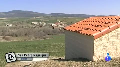 Ver vídeo  'En busca del agua - Soria - Buscando agua bajo las piedras'
