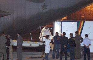 Ver v?deo  'La búsqueda de cuerpos del Airbus continuará al menos hasta el día 19'