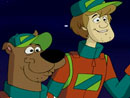 Imagen del  v&iacute;deo de &iquest;Qu&eacute; hay de nuevo Scooby Doo? titulado Caballeros, arranquen sus monstruos