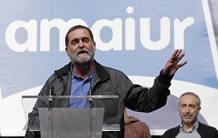 El cabeza de lista por Vizcaya al Congreso de la coalición Amaiur, Iñaki Antigüedad