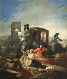'El cacharrero', de Francisco de Goya