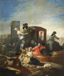'El cacharrero', de Francisco de Goya