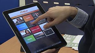 Ver vídeo  'Cada segundo se descargan en España unas 16 aplicaciones para móviles y tabletas'