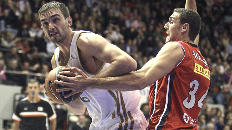 CAI Zaragoza 67-84 Real Madrid