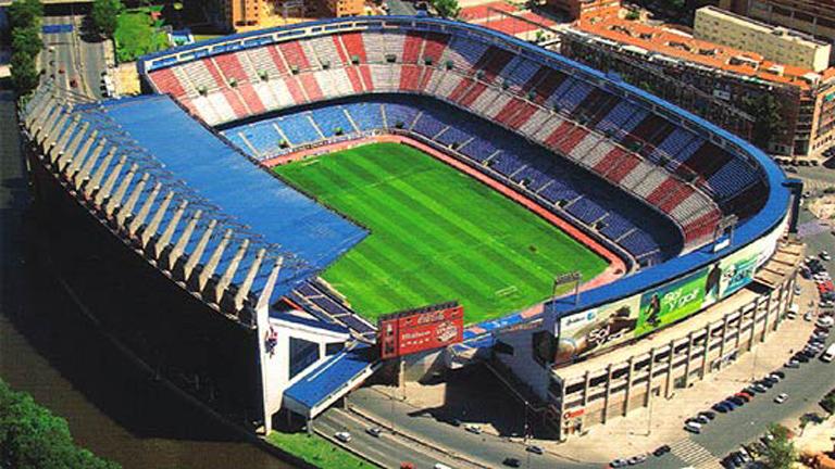 El Calderón, escenario de la final de la Copa del Rey