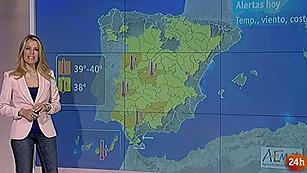 Ver vídeo  'El calor no da respiro en toda España'