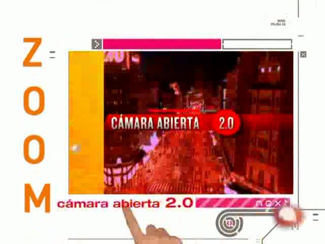 Cámara abierta 2.0 - Yuzz, Amovens, Partigi y Bitacoras.com