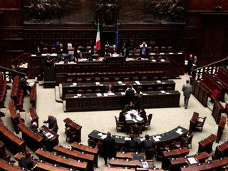 Ver vídeo  'La Cámara de Diputados de Italia aprueba las reformas exigidas por la UE'