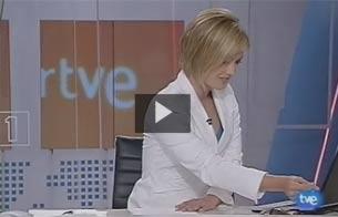 Ver v?deo  'Cambio a la nueva mosca de TVE en el TD1'