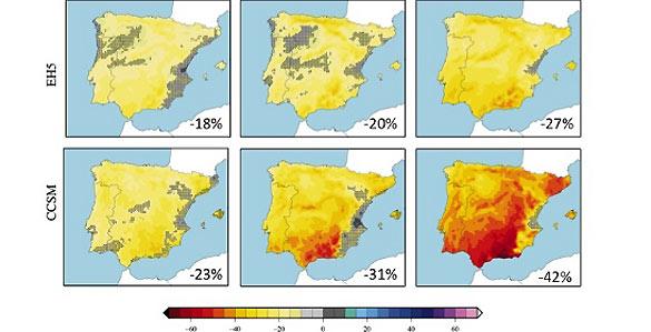 Olas de Calor - Sequía Últimas Noticias Destacadas. 1319540631456