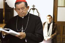 El cameo del cardenal Jozef Glemp