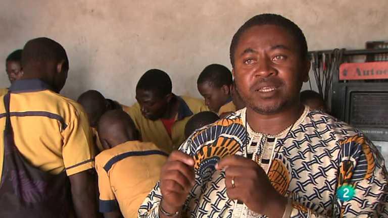 Pueblo de Dios - Camerún, el largo camino al desarrollo