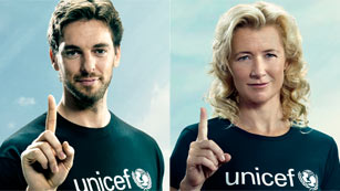 """Ver vídeo  'La campaña """"Dona un día"""" de Unicef recauda más de un millón de euros'"""