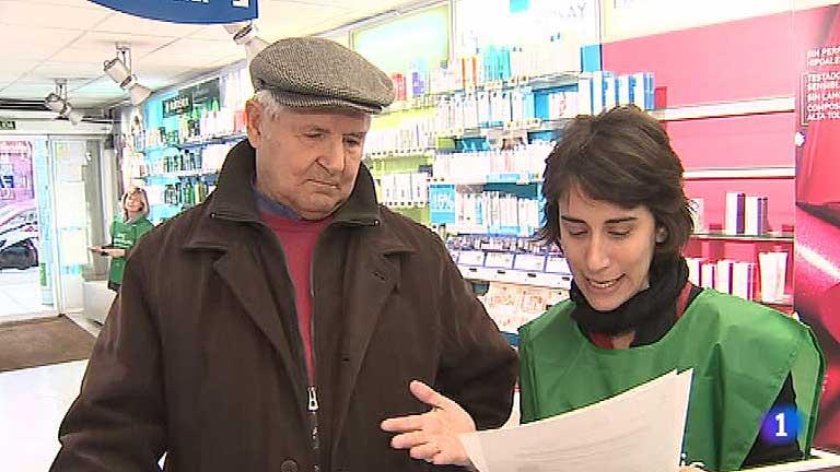 """Farmacias españolas comienzan la campaña """"Dona un medicamento a quien lo necesita"""""""