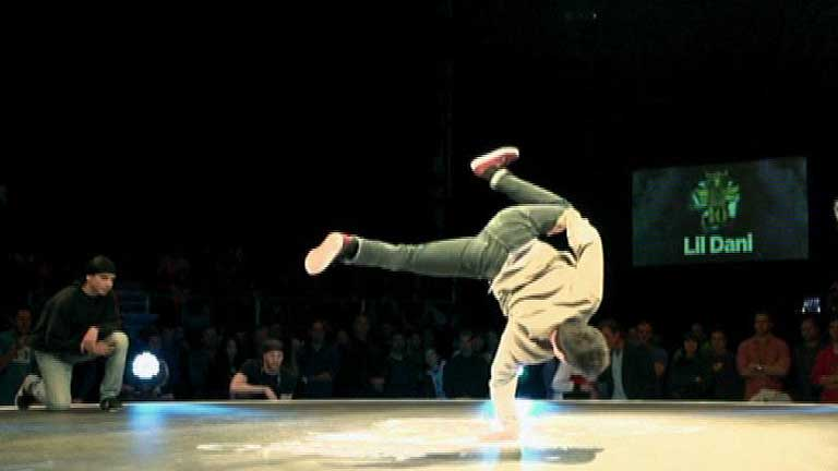 La &eacute;lite nacional del breakdance se da cita en Madrid