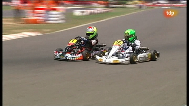 Campeonato de Espa&ntilde;a de Karting. 2&ordf; prueba: Cartaya (Huelva) 