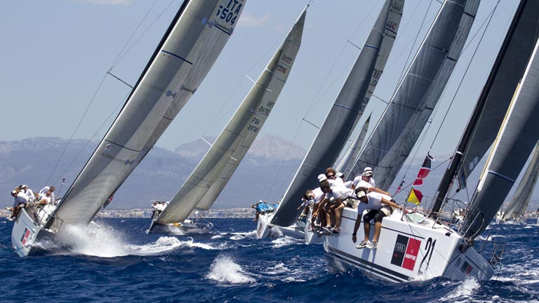 Campeones Ol&iacute;mpicos espa&ntilde;oles en la Copa del Rey de Vela 